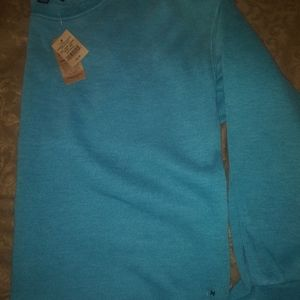 Women's American Eagle Long Sleeve Crop Top